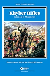 Khyber Rifles: Mini Game Series (T.O.S.) -  Decision Games