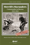 Merril's Marauders: Commandos in Burma 1943-1944 (Solitaire)