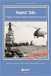 Suez '56: Anglo-French Intervention (Solitaire)
