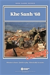 Khe Sanh '68: Marines Under Siege (Solitaire)