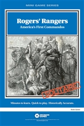 Rogers' Rangers: America's First Commandos (Solitaire)