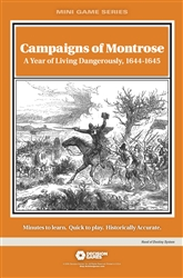 Campaigns of Montrose: A Year of Living Dangerously, 1644-1645