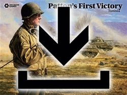Patton's First Victory  Computer Game (PC)