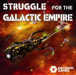 Struggle for the Galactic Empire Computer Game (PC)