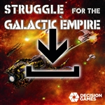 Struggle for the Galactic Empire Downloadable Computer Game (PC)