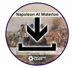Napoleon At Waterloo Computer Game (PC)