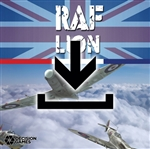 RAF: Lion Downloadable Computer Game (PC)