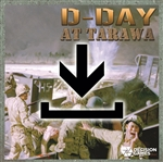 D-Day at Tarawa Downloadable Computer Game (PC)
