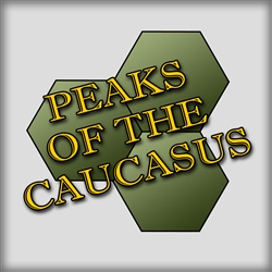 Peaks of the Caucasus - World at War #61  (VASSAL)
