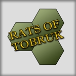 The Rats of Tobruk - World at War #64  (VASSAL)
