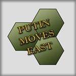 Putin Moves East - Modern War #50 (VASSAL)