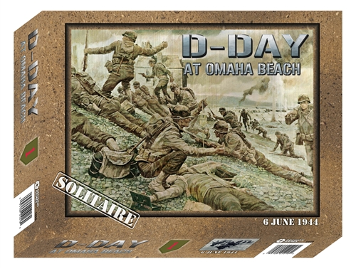 D-Day at Omaha Beach (3rd Printing)