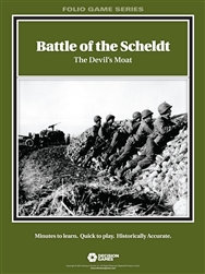 Battle of the Scheldt: Folio Series - Decision Games