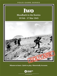 WW2: Iwo: Folio Series (T.O.S.) -  Decision Games