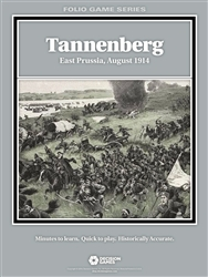Tannenberg: East Prussia, August 1914