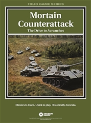Mortain Counterattack: The Drive to Avranches -  Decision Games