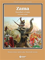 Zama: Hannibal vs Scipio (T.O.S.) -  Decision Games
