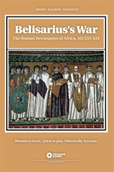 Belisarius's War: The Roman Reconquest of Africa, AD 533-534