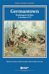 Germantown: Washington Strikes 4th October 1777 (T.O.S.) -  Decision Games