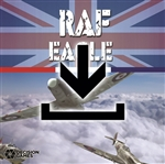 RAF: Eagle Downloadable Computer Game (PC)