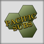 Pacific Subs - Strategy & Tactics #311 (VASSAL)