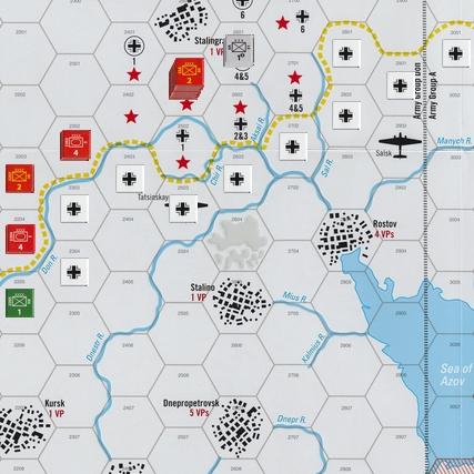Stalingrad Cauldron - World at War Issue #40 (VASSAL)